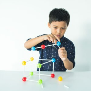 STEM Kit Experiment For Kids At Home – Kit #10 : Magic Beads Kit