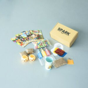 Bundle STEM Kit Experiment For Kids - Kit #11 to #15