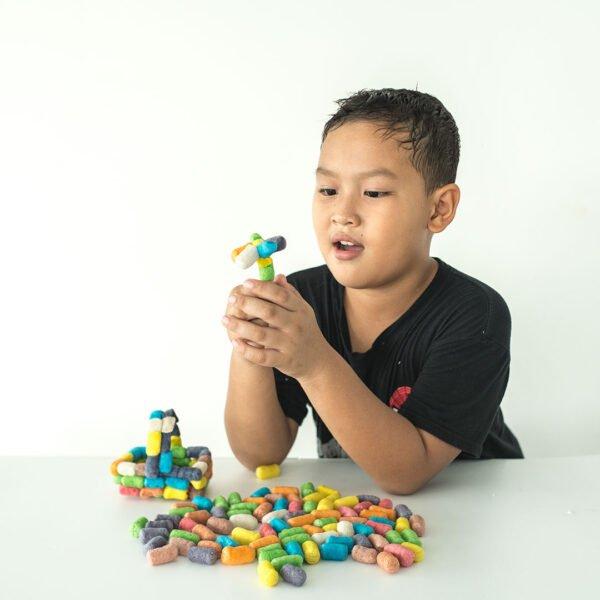 STEM Kit Experiment For Kids At Home – Kit #13 : Magic Corn Kit