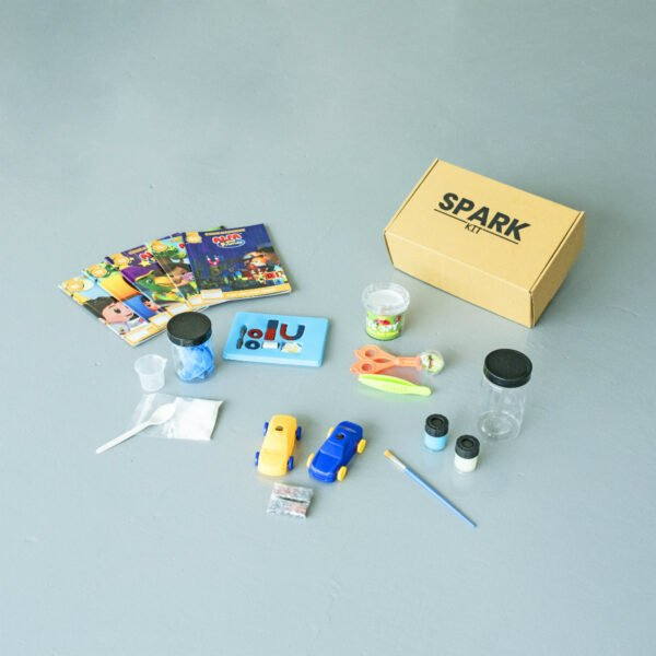 Bundle STEM Kit Experiment For Kids - Kit #16 to #200