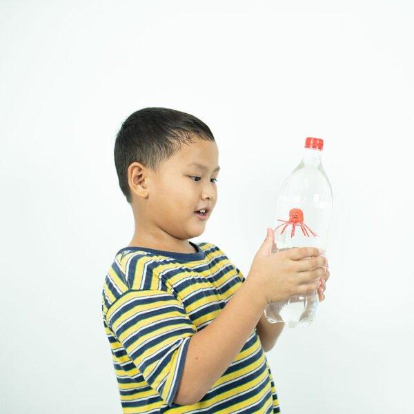 STEM Kit Experiment For Kids At Home – Kit #7 : Dancing Octopus Kit (3)
