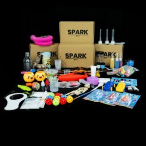Monthly STEM Kit Subscription For Kids - Kit #1 to #20