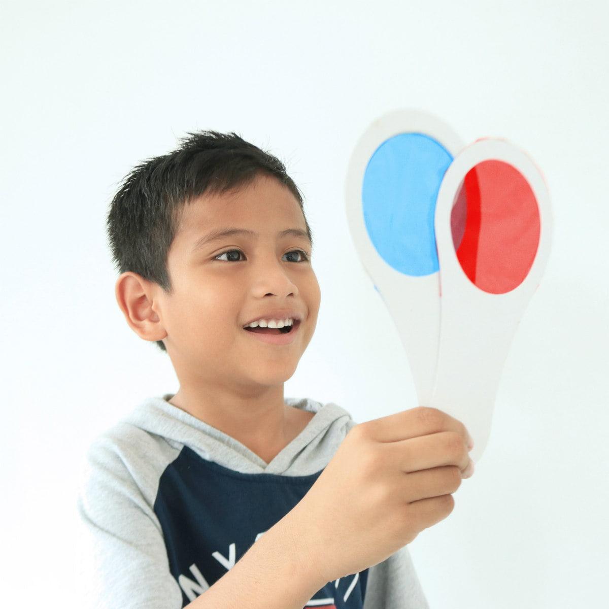 STEM Kit Experiment For Kids At Home – Kit #12 : Colour Mixing Observer Kit (1)