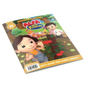 Comic Books For Kids - Issue #15 | ALFAandFriends (1)
