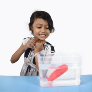 STEM Kit Experiment For Kids At Home – Kit #8 : Submarine Kit