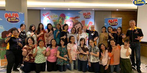 STEM Training / Workshop for Preschool Teacher | ALFAandFriends