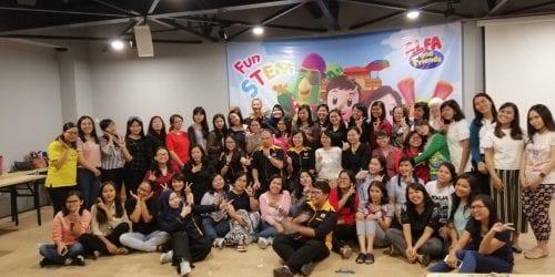 Preschool Teacher Professional Development centralized training | ALFAandFriends