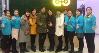 Preschool Teacher Professional Development training China | ALFAandFriends
