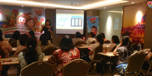 Preschool Teacher Professional Development Indonesia | ALFAandFriends