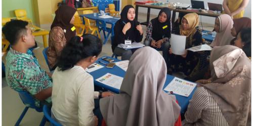 Preschool Teacher Professional Development face to face workshop | ALFAandFriends