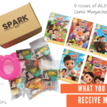 Monthly Science Subscription Box For Kids | ALFA and Friends