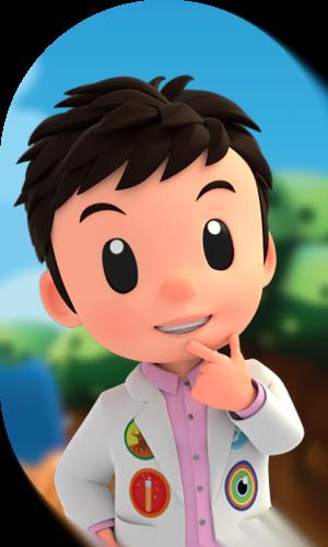 STEM Animation Video For Kindergarten & Teacher | ALFAandFriends