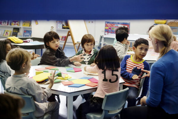 Teaching Diversity to Children: Same or Different?
