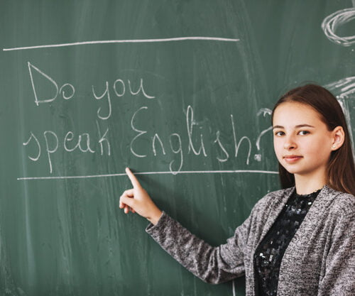 Fear and Perception Towards English Language