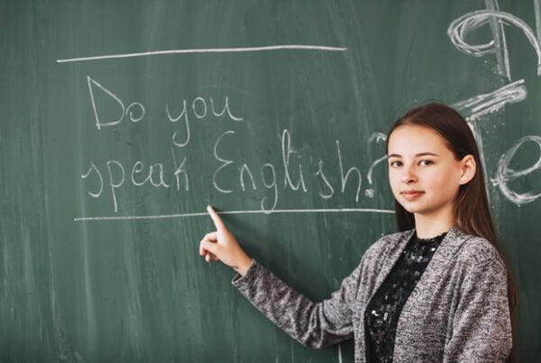 Fear and Perception Towards English Language
