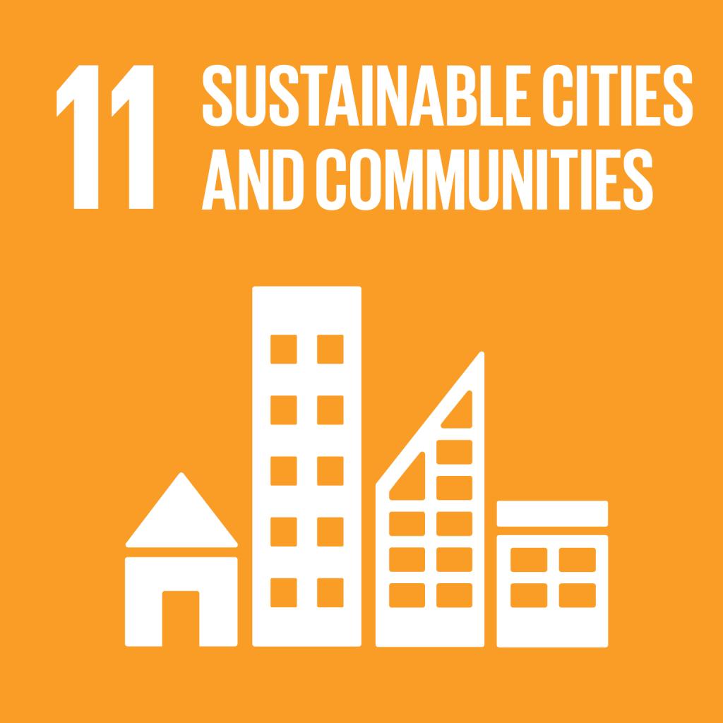 Sustainable Development Goals 11 | ALFA and Friends