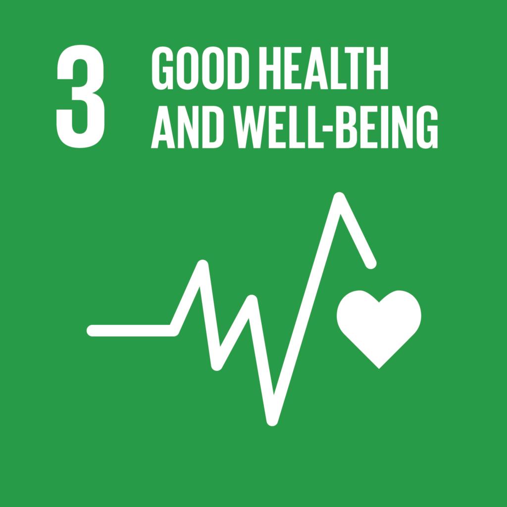 Sustainable Development Goals 3 | ALFA and Friends