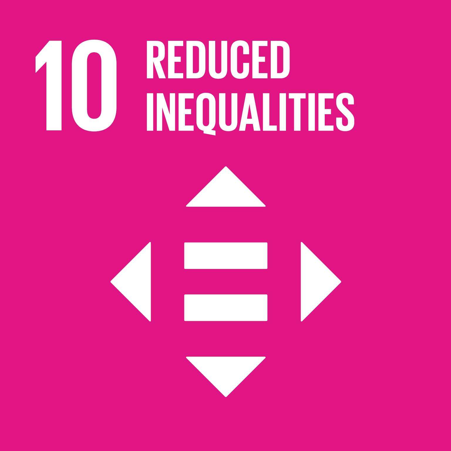 Sustainable Development Goals 10 | ALFA and Friends