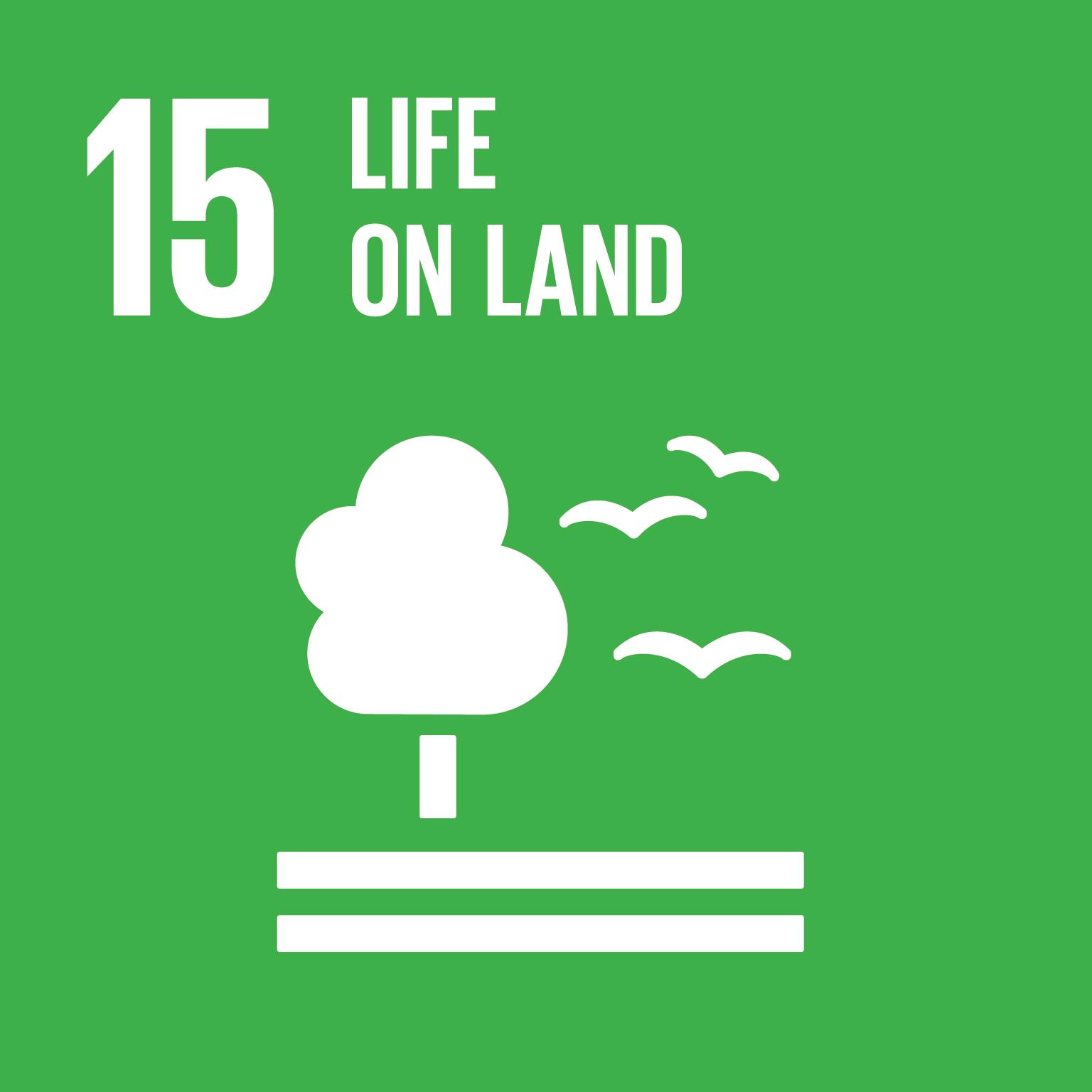 Sustainable Development Goals 15 | ALFA and Friends