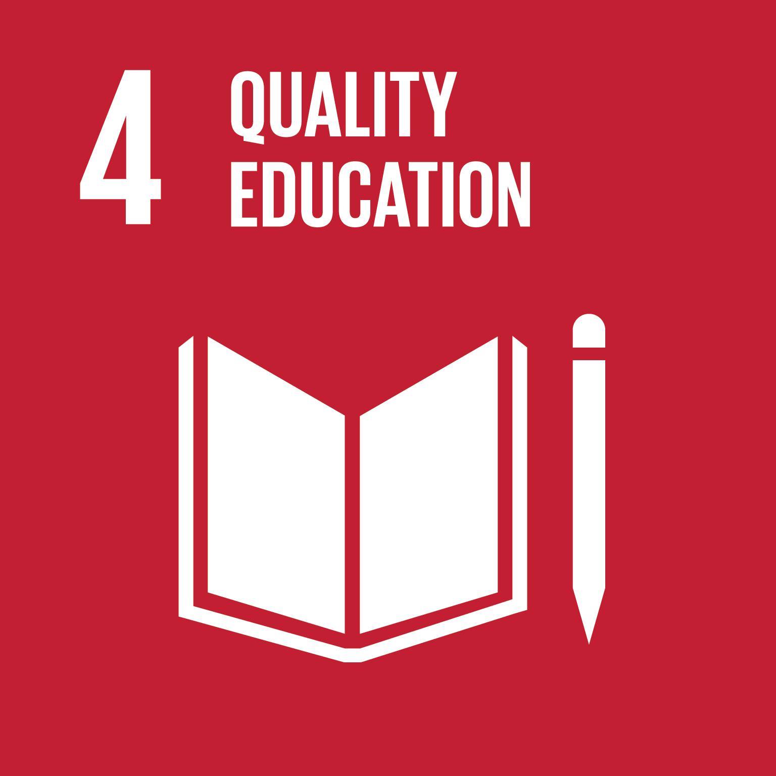 Sustainable Development Goals 4 | ALFA and Friends