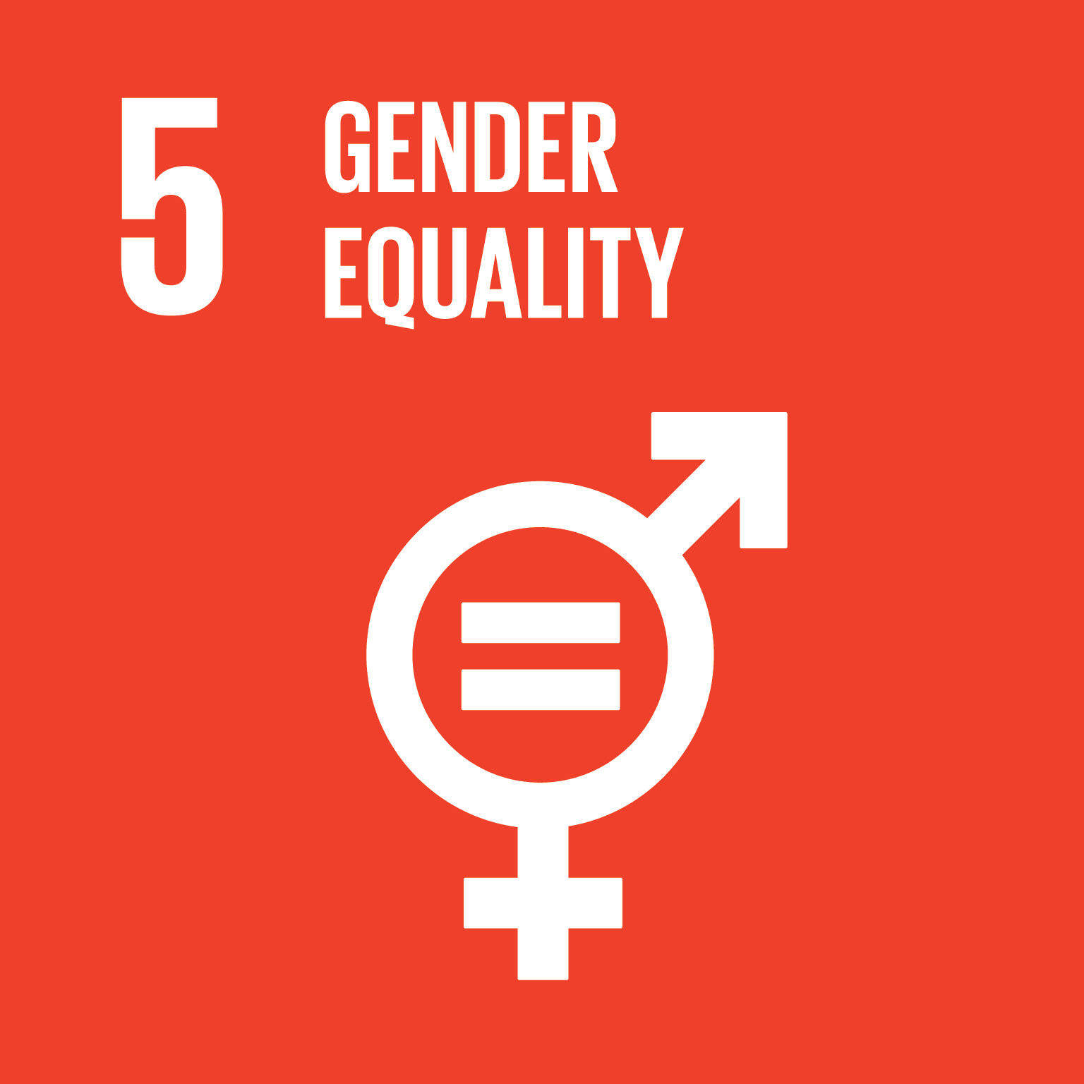 Sustainable Development Goals 5 | ALFA and Friends