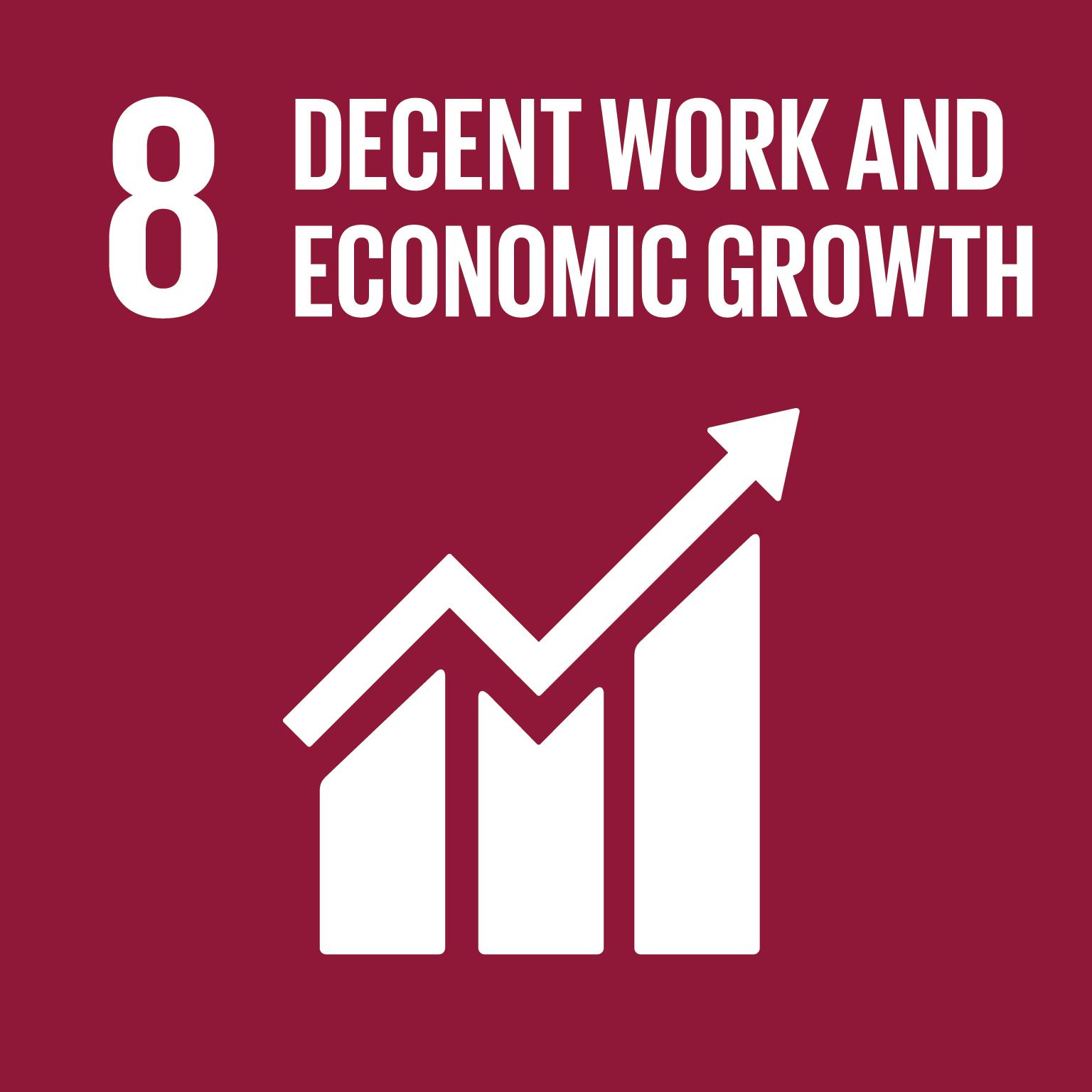 Sustainable Development Goals 8 | ALFA and Friends