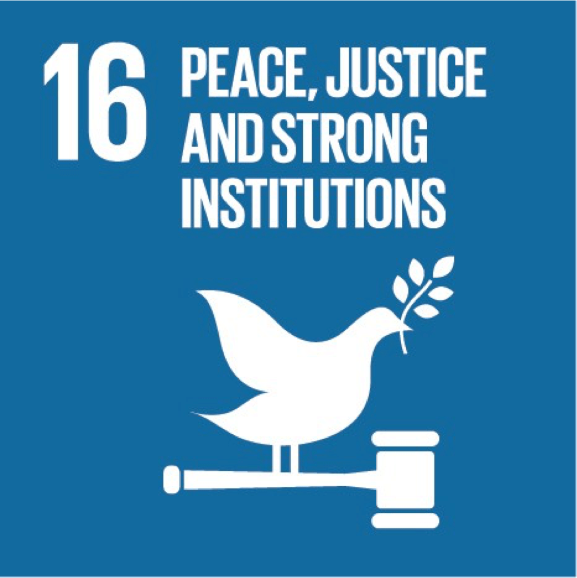 Sustainable Development Goals 16 | ALFA and Friends