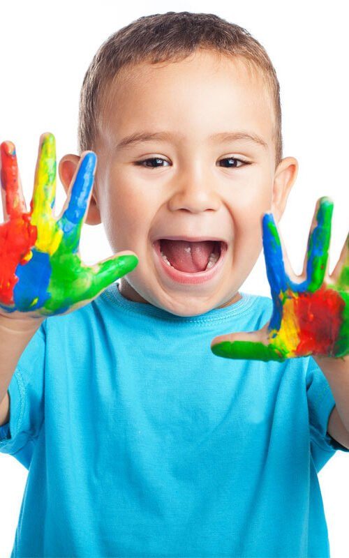 Color Mixing Experiments For Preschoolers | ALFAandFriends