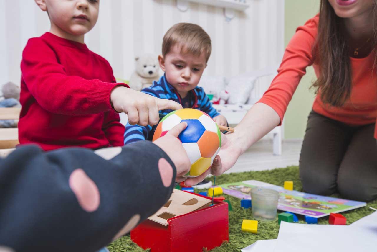 How To Become A Better Preschool Teacher
