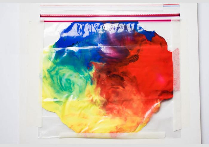 Color Mixing Experiments For Preschoolers | ALFAandFriends 3