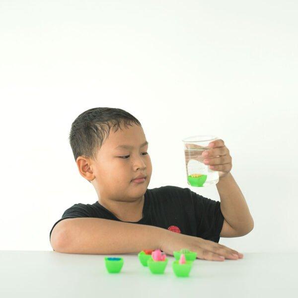 STEM Kit Experiment For Kids At Home | Kit #25
