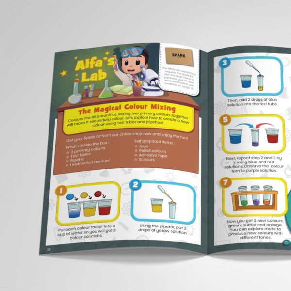 STEM Kit Experiment For Kids At Home - Kit #1 (3)