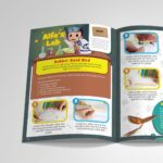 STEM Kit Experiment For Kids At Home – Kit #3 : Rubber Band Bird Kit (3)