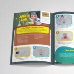 STEM Kit Experiment For Kids At Home – Kit #4 : Magic Instant Snow Kit (2)