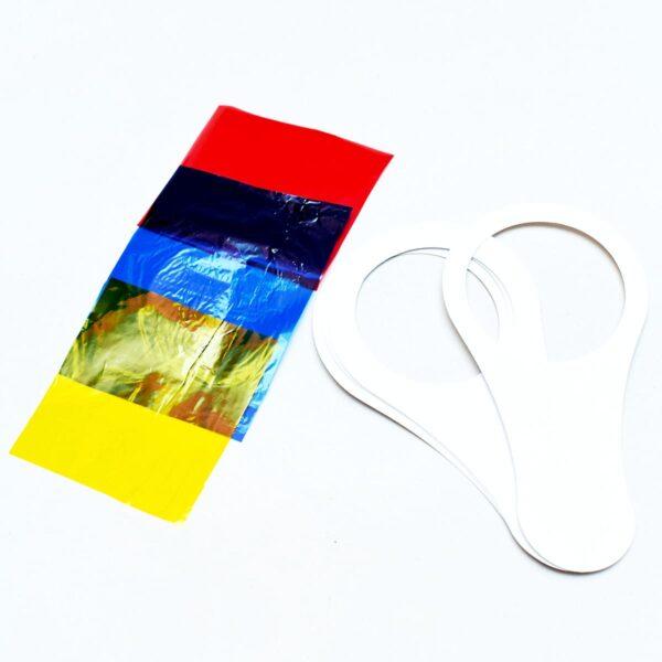 STEM Kit Experiment For Kids At Home – Kit #12 : Colour Mixing Observer Kit (2)