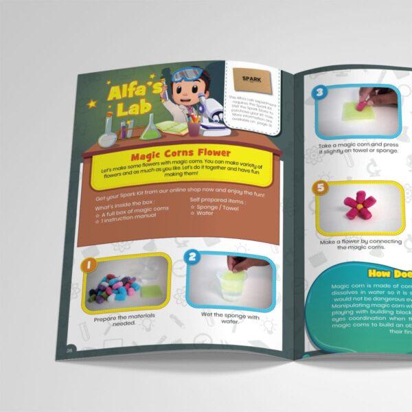 STEM Kit Experiment For Kids At Home – Kit #13 : Magic Corn Kit (2)