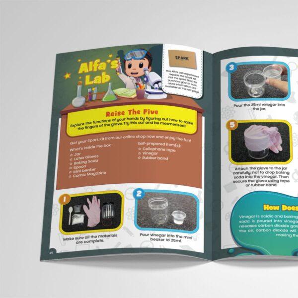 STEM Kit Experiment For Kids At Home   Kit #17 (2)