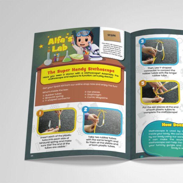 STEM Kit Experiment For Kids At Home   Kit #23 (2)