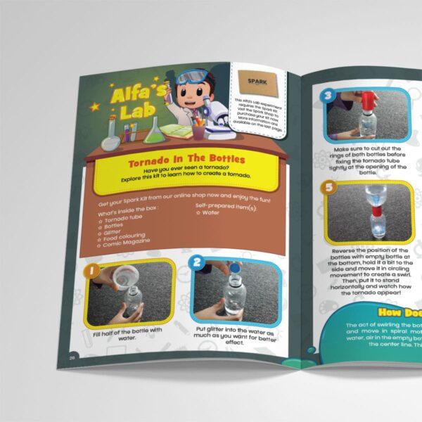 STEM Kit Experiment For Kids At Home   Kit #26 (3)