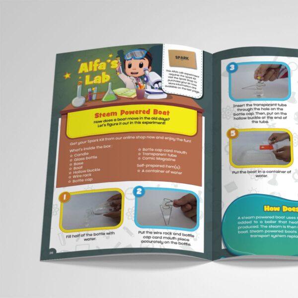 STEM Kit Experiment For Kids At Home | Kit #27 (2)