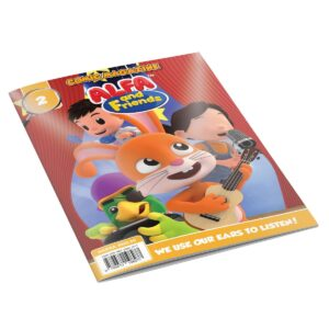 Comic Books For Kids - Issue #2 | ALFAandFriends (1)