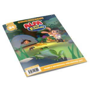 Digital Comic Book in App For Kids - Issue #24   ALFAandFriends (1)