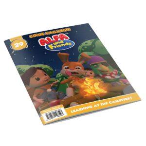 Digital Comic Book in App For Kids - Issue #29   ALFAandFriends (1)