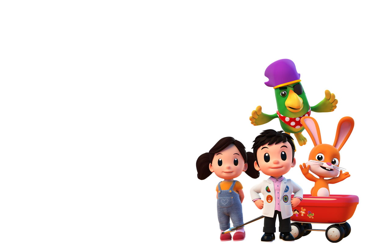 5 Malaysia's Animation That Improves Children's Learning