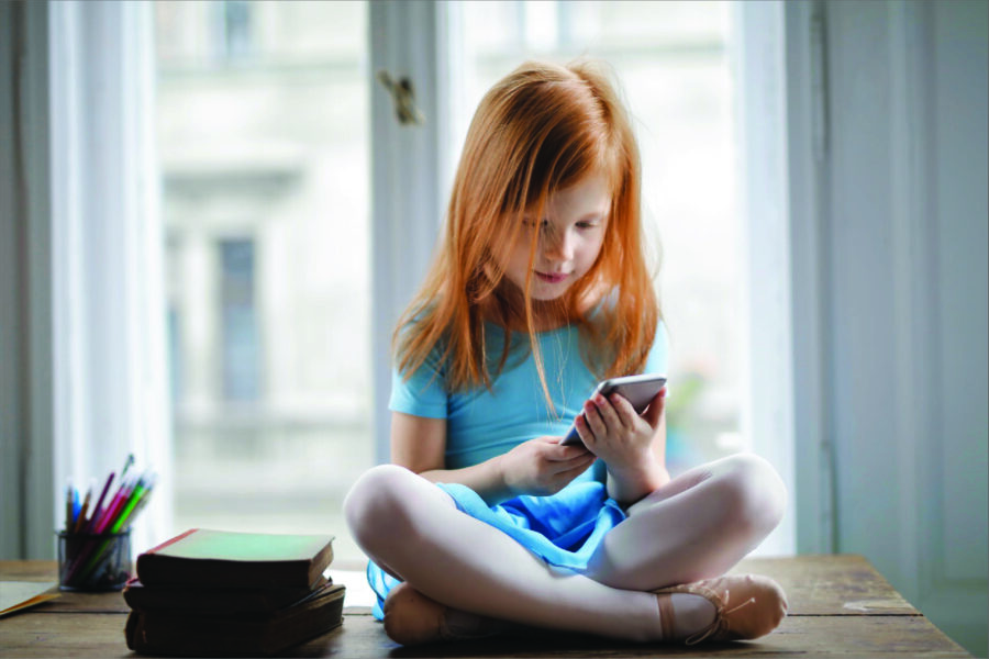 The Effects Of Exposing Electronic Devices To Preschooler's Development