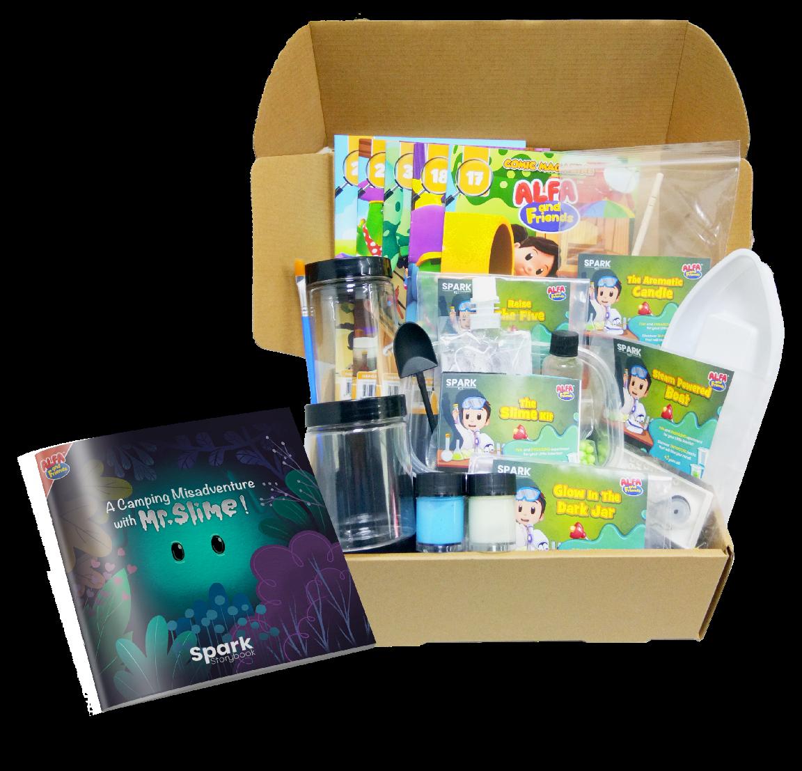Storybook for Kids | ALFAandFriends