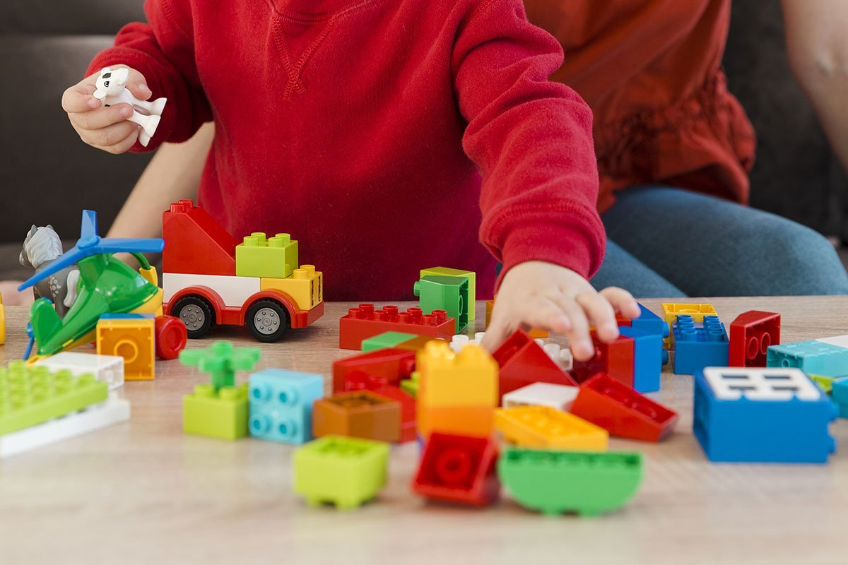 5 Best Manipulative Toys That Increase Preschoolers' Creativity!