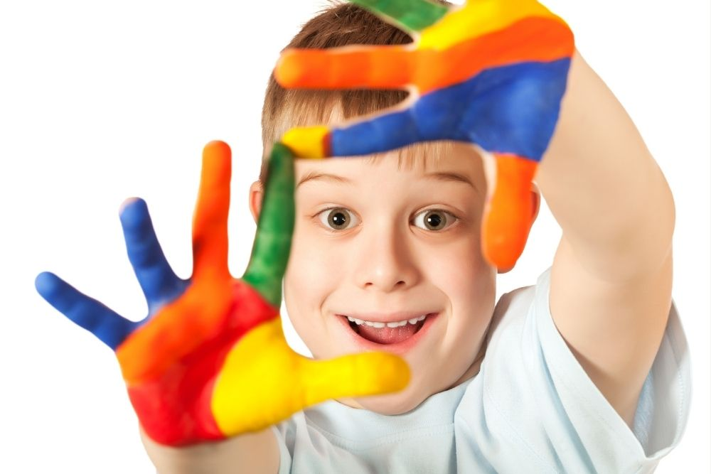 4 Best Homeschooling Teaching Aids for Parent to Teach Colours
