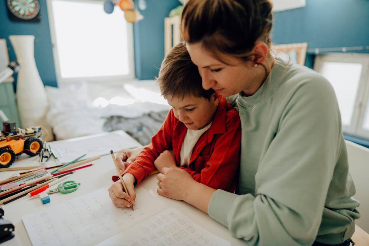Top Tips to Homeschool a Preschooler