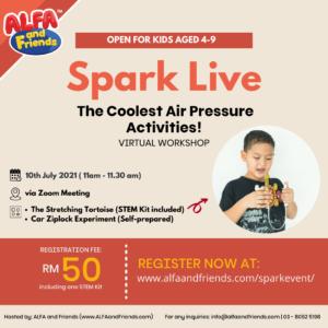 Online Workshop for Kids | ALFAandFriends